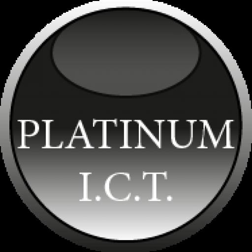 Platinum I.C.T. Logo